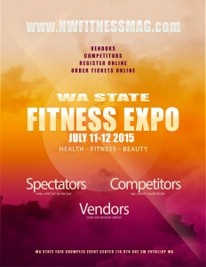 WA State Fitness EXPO - NW Fitness Magazine - Williams Productions