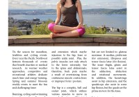Yoga for Outdoor Sports