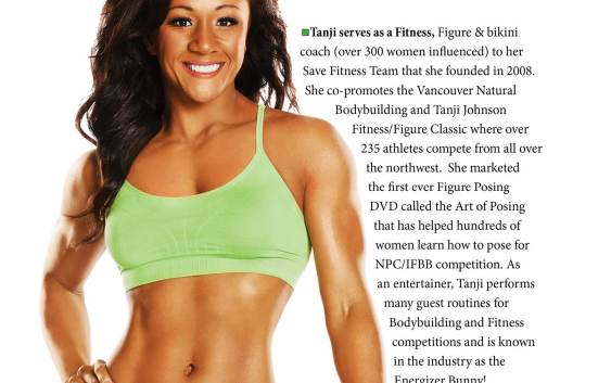 NW Fitness Magazine Building a Fitness Routine by Tanji Johnson