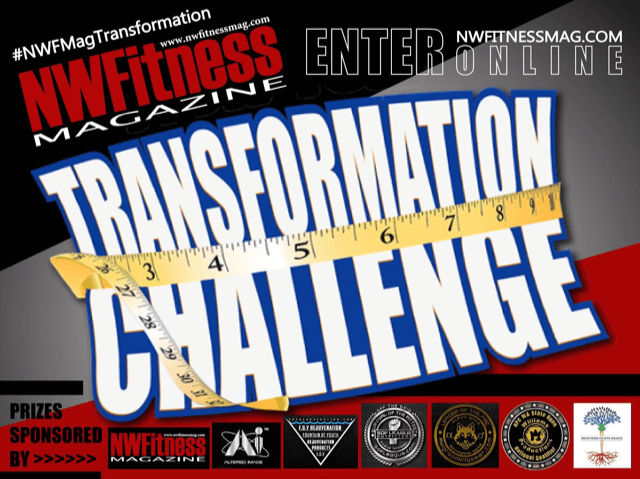 Transformation Challenge - NW Fitness Mag