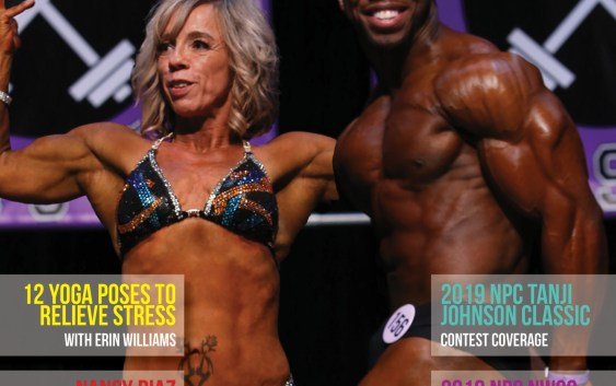 NW Fitness Magazine; Event Coverage in this issue; 2019 NPC Tanji Johnson Classic, 2019 NPC Northern Classic, 2019 NPC Oregon Open