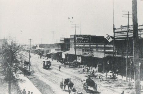 Pensacola in 1886