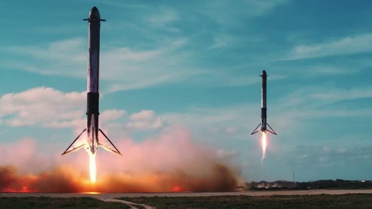 SpaceX Vai Lançar 60 Satélites Para o Espaço
