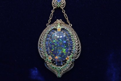 Louis Comfort Tiffany Necklace, ca. 1905 Antiques Roadshow Seattle Wa