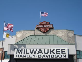 Milwaukee HD