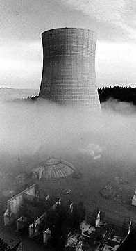 WPPSS Cooling Tower - Satsop