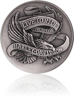 Harley Challenge Coins