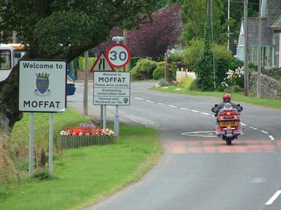 Boycott Motorcycle Scotland