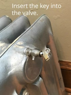 key valve