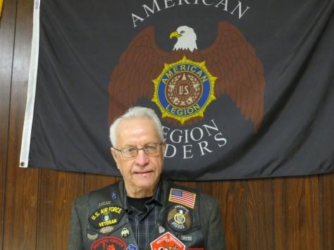 ALR Member Jim Kendall