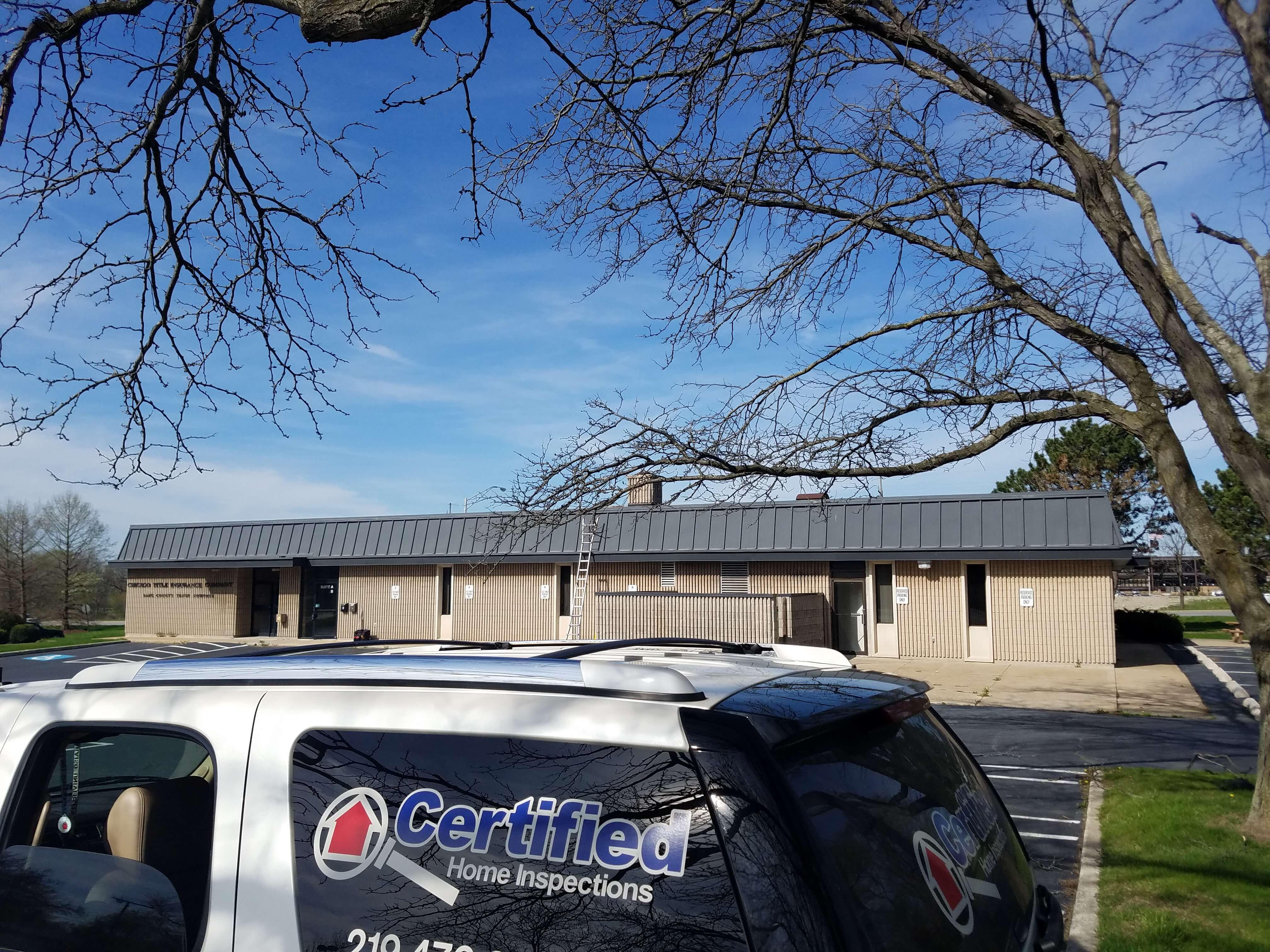 commercial building Merrillville IN