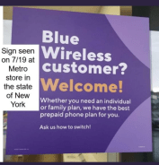 BLue Wireless NWIDA