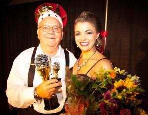 IBEW's Ed Barnes wins dance contest