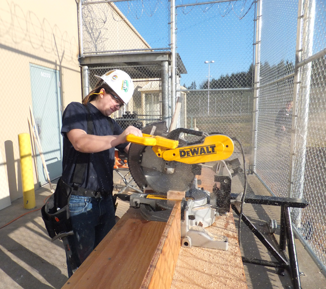 For soon-released inmates, hope of a union construction