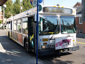 """WHAT'S DRIVING HEALTH COSTS UP? TriMet bus operators have higher rates of high blood pressure, coronary artery disease and other conditions, many of which are job-related. But a new foundation-funded pilot project holds some hope of creating a """"culture of health"""" to turn that around."""