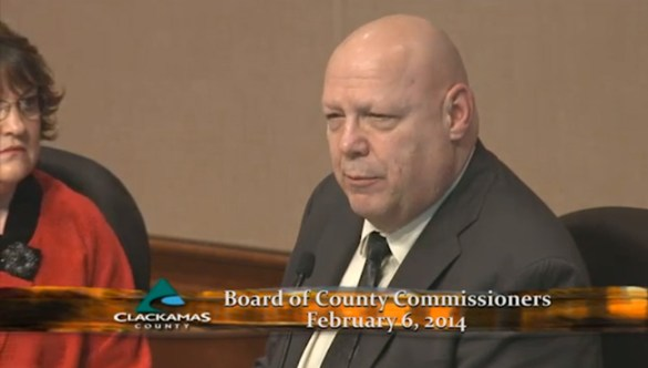 On the losing side of a 3-2 vote to award a new ambulance contract to AMR, Clackamas County Chair John Ludlow and Commissioner Tootie Smith had some harsh words for the company and its workers' Teamsters union.