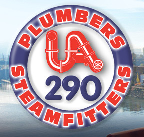 Plumbers & Fitters #290 ratifies six-year contract
