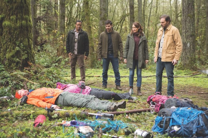 "Image from the Grimm episode ""Lycanthropia"""