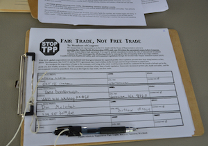 TPP Petition