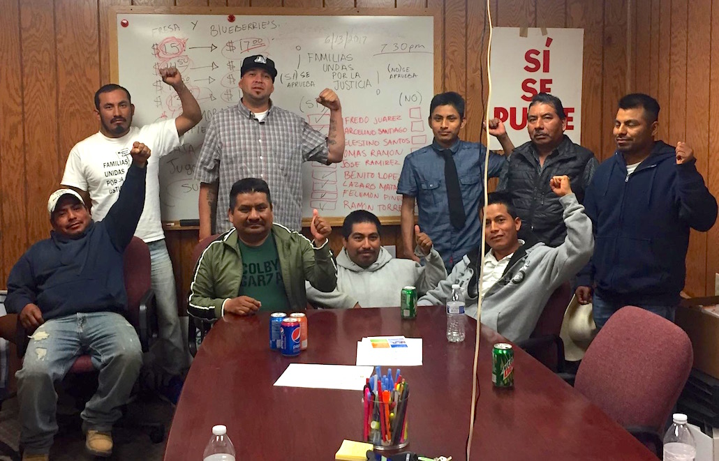 Farmworkers at Sakuma ratify historic first union contract