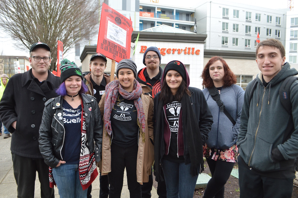 Major escalation: Burgerville Workers Union now calling on consumers to boycott the company