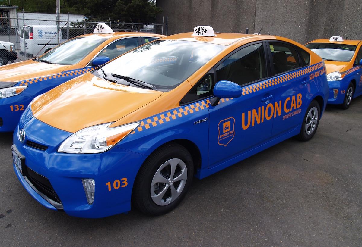Union Cab quietly goes non-union