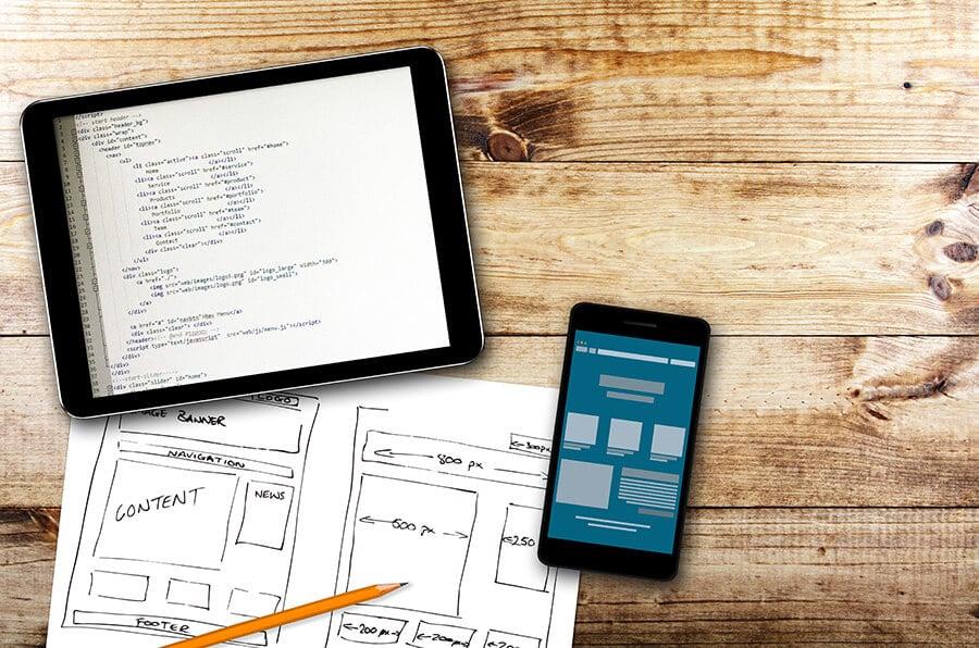 Web Design - Le développement web