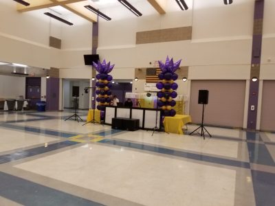 Ballston Spa HS Homecoming Dance 2017
