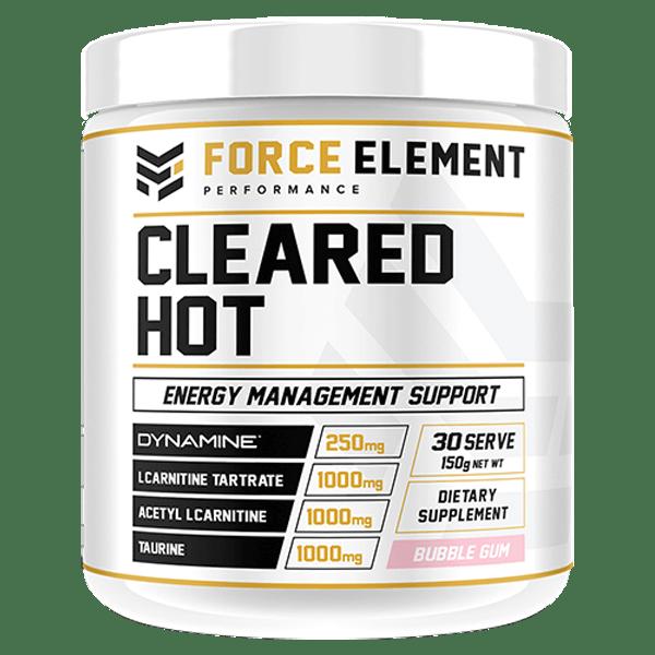 force element performance cleared hot bubblegum
