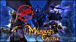 Lazalia soloing Malabog's Castle