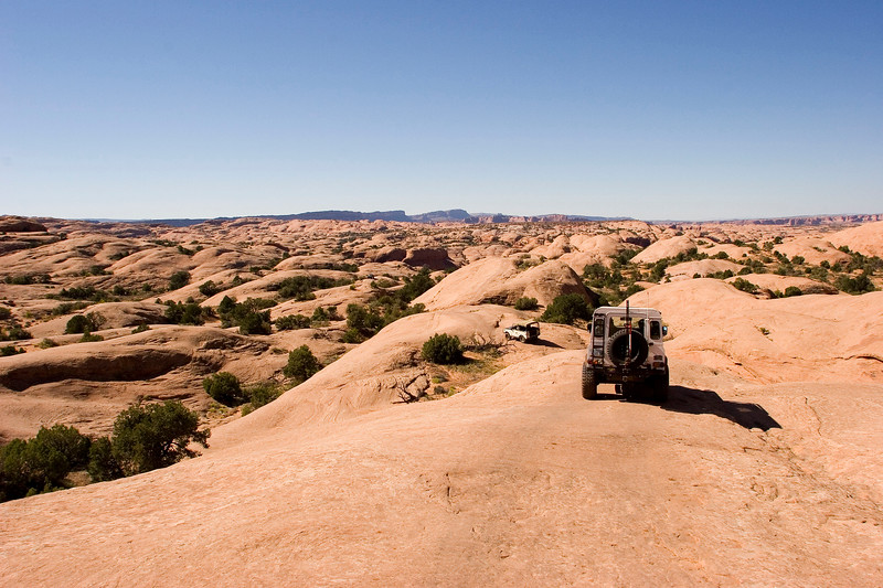 Land Rover National Rally's in Moab – what LR3 owners need