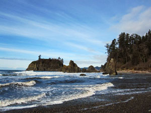 Ruby Beach, Washington. Photo by Julia Nardelli Gross