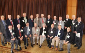 Group photo of 2013 50-year WSBA members