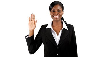 raise right hand