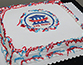 The 125th Anniversary cake