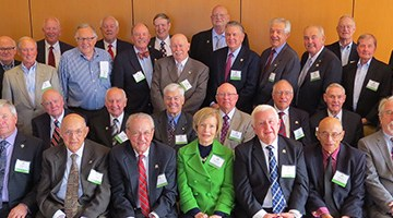 WSBA's Class of 2015 50-Year Members