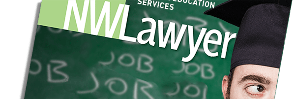 November 2015 NWLawyer cover