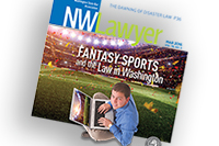 Cover of March 2016 NWLawyer