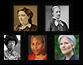 Victoria Woodhull, Belva Ann Lockwood, Shirley Chisholm, Lenora Fulani, and Jill Stein