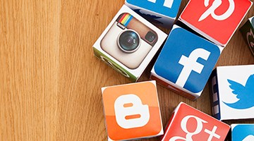 Social media blocks