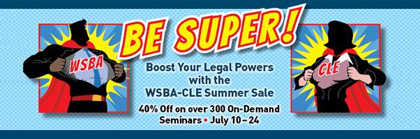 Summer Sale Super Heroes banner