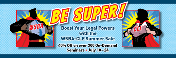 Summer Sale Super Heroes banner