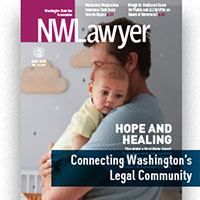 Cover of NWLawyer