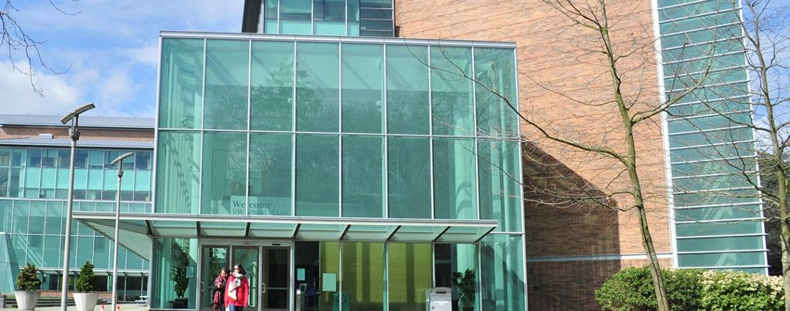 UW's William H. Gates Hall