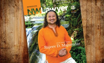 Cover of October 2019 NWLawyer