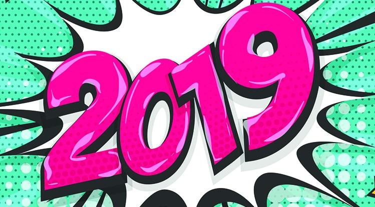 2019 comic art