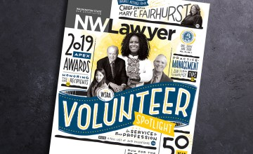 Cover of Dec-Jan 2019 NWLawyer
