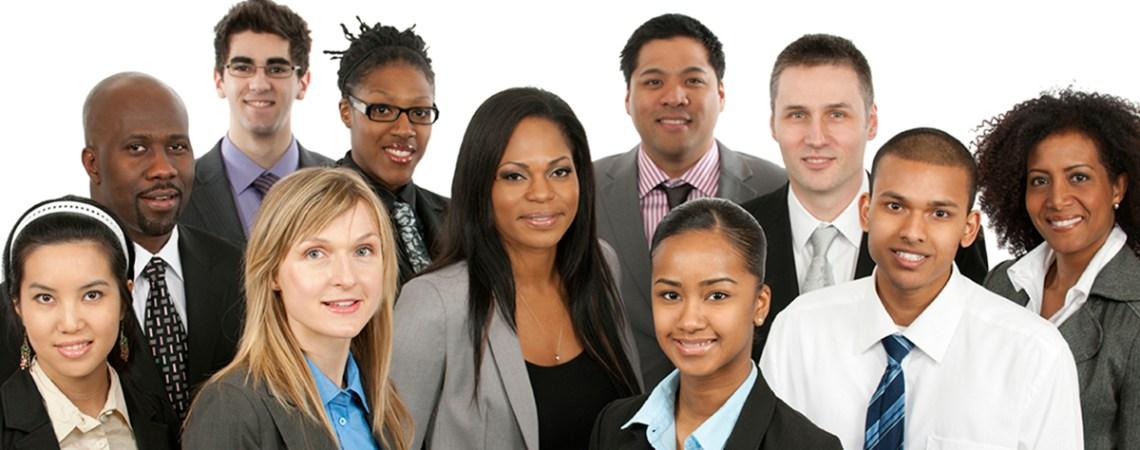 Diverse lawyers