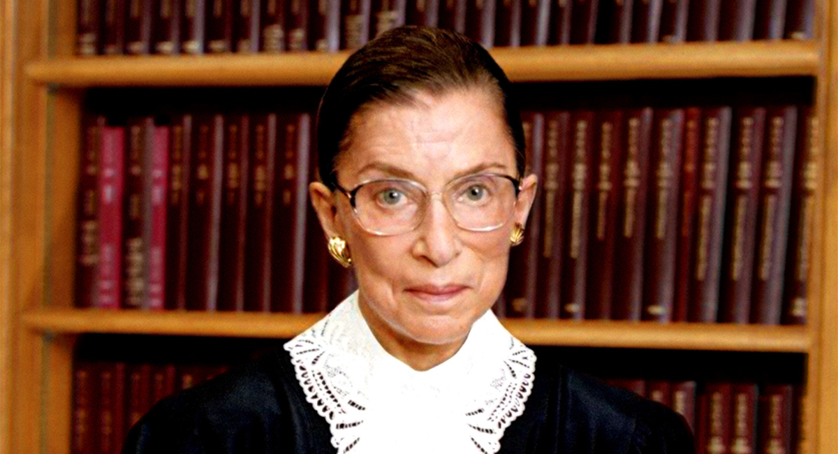 I Dissent: The Legacy of Justice Ruth Bader Ginsburg