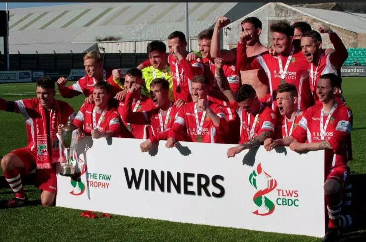 North Wales rule when it comes to FAW Trophy – we've won EIGHT of last 10 finals
